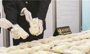 Tịch thu 23kg sữa mẹ đông lạnh của một phụ nữ Trung Quốc tại sân bay