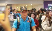 Tin tức thể thao mới nóng nhất ngày 18/1/2020: U23 Việt Nam được chào đón khi về đến Nội Bài