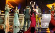 Thí sinh Miss Global gân cổ mắng ban tổ chức cuộc thi ngay trên sân khấu