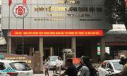 Hà Nội: Cụ ông suýt chết vì uống nhầm cốc nước rửa bát