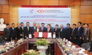 Lễ ký hợp đồng hợp tác sản xuất sợi DTY giữa VNPOLY và SSFC (Đài Loan)