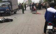 Va chạm với xe tải trên đường đi học quân sự về, hai nam sinh thương vong