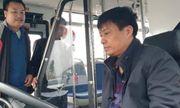 Tin tức thời sự mới nóng nhất hôm nay 22/1/2020: Tài xế xe buýt có men rượu vẫn chở khách ở Hà Nội