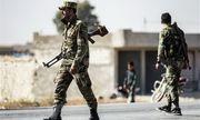 600 tay súng phiến quân tấn công khiến 40 binh lính Syria thiệt mạng