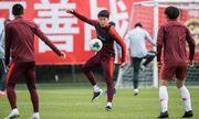 Cầu thủ Trung Quốc không được về quê ăn Tết vì virus corona