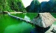 Vịnh Lan Hạ lọt top đẹp nhất thế giới
