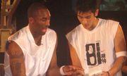 Bức ảnh cũ của Kobe Bryant và Cao Dĩ Tường gây xúc động mạnh