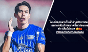"""Ngôi sao bóng đá Thái Lan """"cầu xin"""" thoát khỏi Trung Quốc vì sợ virus corona"""