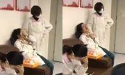 Làm việc quá sức do dịch corona, nhân viên y tế ở Vũ Hán stress nặng