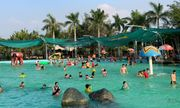 Hai chị em đuối nước tử vong tại hồ bơi trong khu du lịch ở Đồng Nai