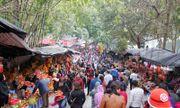 Khai hội chùa Hương Xuân Canh Tý 2020: Hàng vạn du khách nô nức chen chân dự lễ