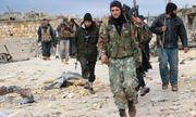 Giao tranh dữ dội giữa quân đội Syria và phiến quân ở Idlib - Aleppo