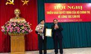 Nghệ An có tân Bí thư Tỉnh ủy mới