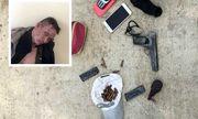 Bắt giữ đối tượng cầm súng, lựu đạn cố thủ trong nhà tại TP. HCM