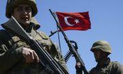 Quân Chính phủ Syria dội pháo khiến 13 binh sỹ Thổ Nhĩ Kỳ thương vong