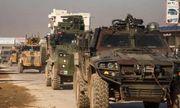 Tin tức quân sự mới nóng nhất ngày 3/2: 200 xe bọc thép, xe tăng Thổ Nhĩ Kỳ tiến vào Syria