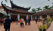 Dừng đón khách tham quan, hoạt động tại các di tích ở Hà Nội