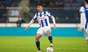 Văn Hậu đá trọn 90 phút trong chiến thắng tưng bừng của đội trẻ Heerenveen