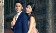 Hoặc Kiến Hoa bịt khẩu trang đến phim trường ủng hộ Lâm Tâm Như, xóa tan tin đồn hôn nhân trục trắc