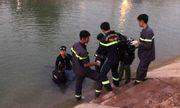 Tìm thấy thi thể người đàn ông chạy xe máy lao xuống kênh tử vong