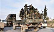 Tin tức quân sự mới nóng nhất ngày 5/2: Quân đội Syria giành lại thành phố chiến lược Saraqeb