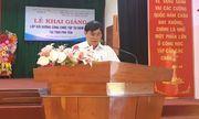Để lộ đề thi công chức, Phó giám đốc sở Nội vụ tỉnh Phú Yên bị khởi tố