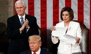 """Tin tức thế giới mới nóng nhất ngày 7/2: Chủ tịch Hạ viện Mỹ chỉ trích Thượng viện khi """"tha bổng"""" Tổng thống Trump"""