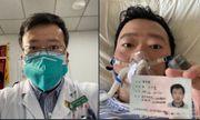 Trung Quốc điều tra về cái chết của bác sĩ đầu tiên cảnh báo virus corona