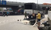 TP.HCM: Người phụ nữ bị cuốn vào gầm xe tải, tử vong trên đường đi khám bệnh