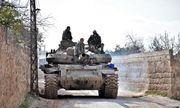 Tin tức quân sự mới nóng nhất ngày 8/2: Quân đội Syria giành lợi thế ở khu vực Tây Bắc nước này