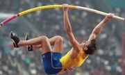Kỷ lục thế giới nhảy sào vừa bị phá bởi VĐV người Ba Lan