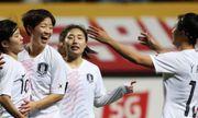 Thất bại 0-3 trước Hàn Quốc, thầy trò HLV Mai Đức Chung đứng nhì bảng A