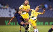 Tuyển nữ Thái Lan thua 6-0 trước Australia,