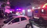 Nghệ An: Khu nhà ở sinh viên bất ngờ bốc cháy trong đêm, 7 nạn nhân mắc kẹt tại tầng 8