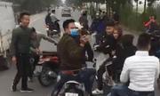 Xử lý nghiêm nhóm thanh niên chặn đầu xe chở tân binh lên đường nhập ngũ