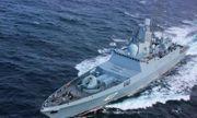 Video: Nga phô diễn sức mạnh chiến hạm tàng hình mới nhất trên biển