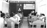 Hội luật gia tỉnh Bình Thuận: Nâng cao chất lượng hoạt động trong năm 2020