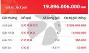 Kết quả xổ số Vietlott ngày 14/2/2020: 32 người để vuột mất giải Jackpot 19 tỷ đồng