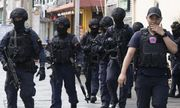 Cảnh sát Thái Lan bắt giữ đối tượng nổ hàng chục phát súng ở trung tâm Bangkok