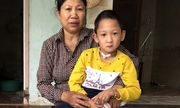 Vợ chồng nghèo 8 năm cứu sống và cưu mang đứa trẻ đa dị tật