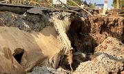 Tuyến đường hơn 700 tỷ ở Cà Mau bị sụt lún: Nhận diện