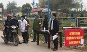 Hà Nội cách ly một gia đình 5 người trở về từ huyện Bình Xuyên, Vĩnh Phúc