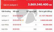 Kết quả xổ số Vietlott ngày 15/2/2020: 5 người vuột mất giải Jackpot hơn 61 tỷ đồng