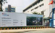 Hà Nội: Dự án 122-124 đường Xuân Thủy, quận Cầu Giấy đang triển khai xây dựng