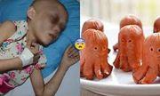 Điểm danh 4 thực phẩm gây ung thư cho trẻ, 3 thứ 90% các bé đều