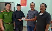 Nam Việt kiều Mỹ trả lại chiếc ví nhặt được cho người đánh mất