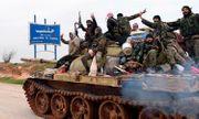 Nga không kích yểm trợ, quân đội Syria giành lại gần như hoàn toàn tỉnh Aleppo