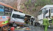 Thừa Thiên - Huế: Tai nạn kinh hoàng giữa 2 xe khách và xe đầu kéo, 6 người thương vong