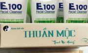 Kem bôi da Thuần Mộc và Sữa rửa mặt nha đam E100 bị thu hồi vì không đảm bảo chất lượng
