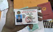 Tạm giữ người đàn ông dùng giấy tờ giả mạo công an để xin tha vi phạm giao thông